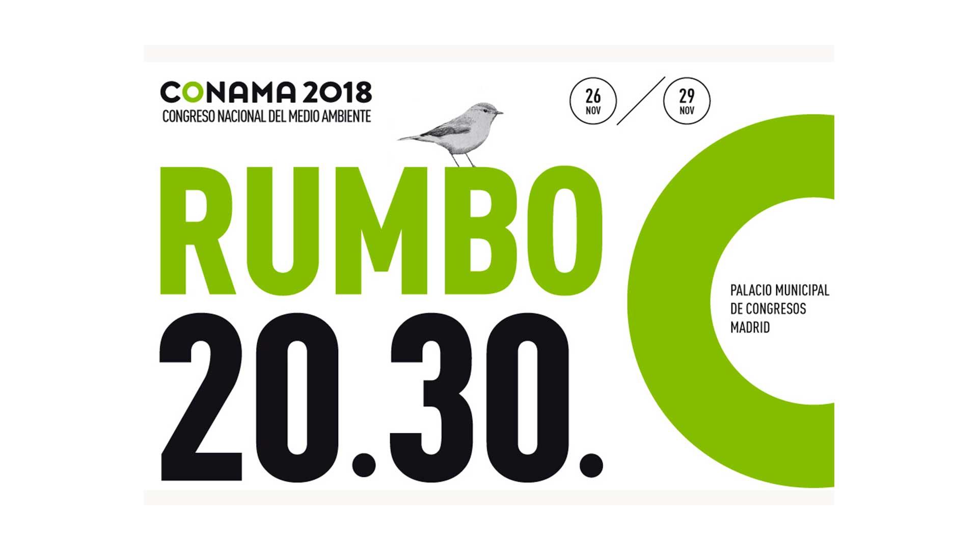 14º Congreso Nacional del Medio Ambiente (Conama 2018)