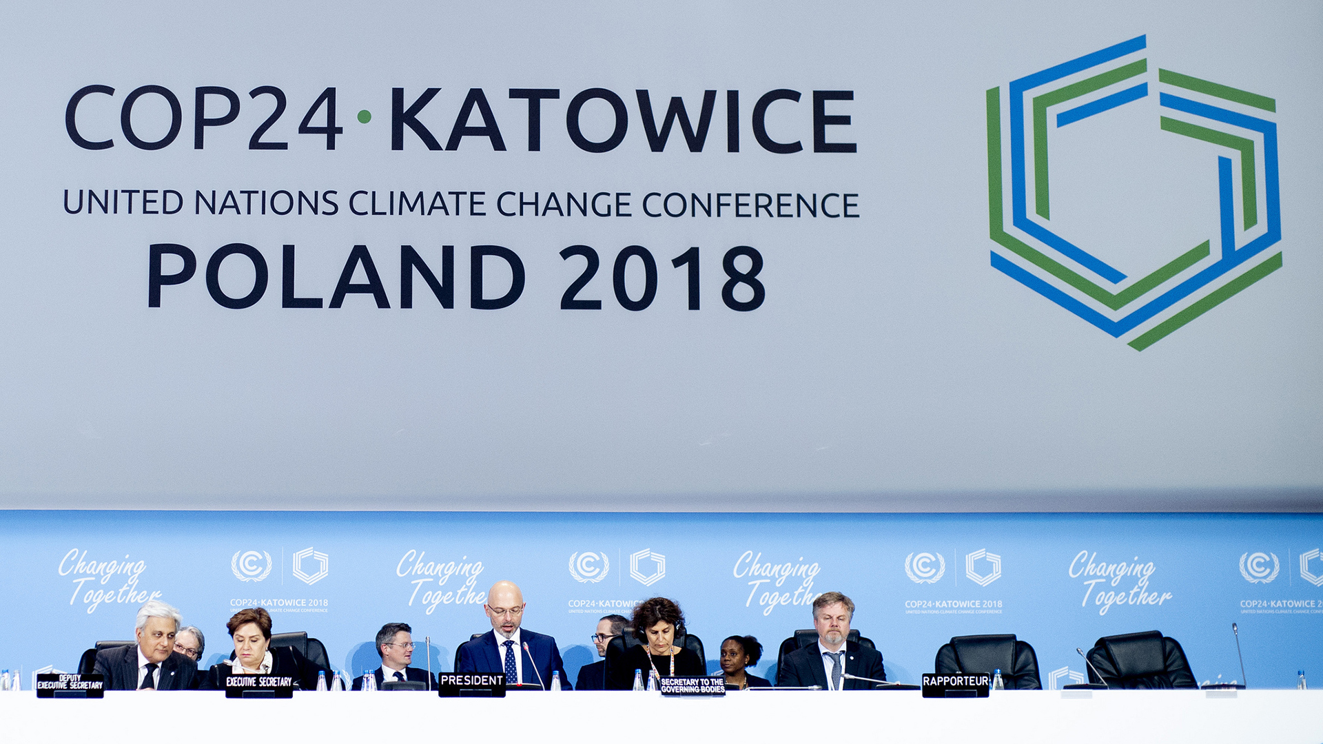 COP24 agreement Katowice