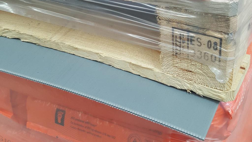 Láminas de compuestos plásticos