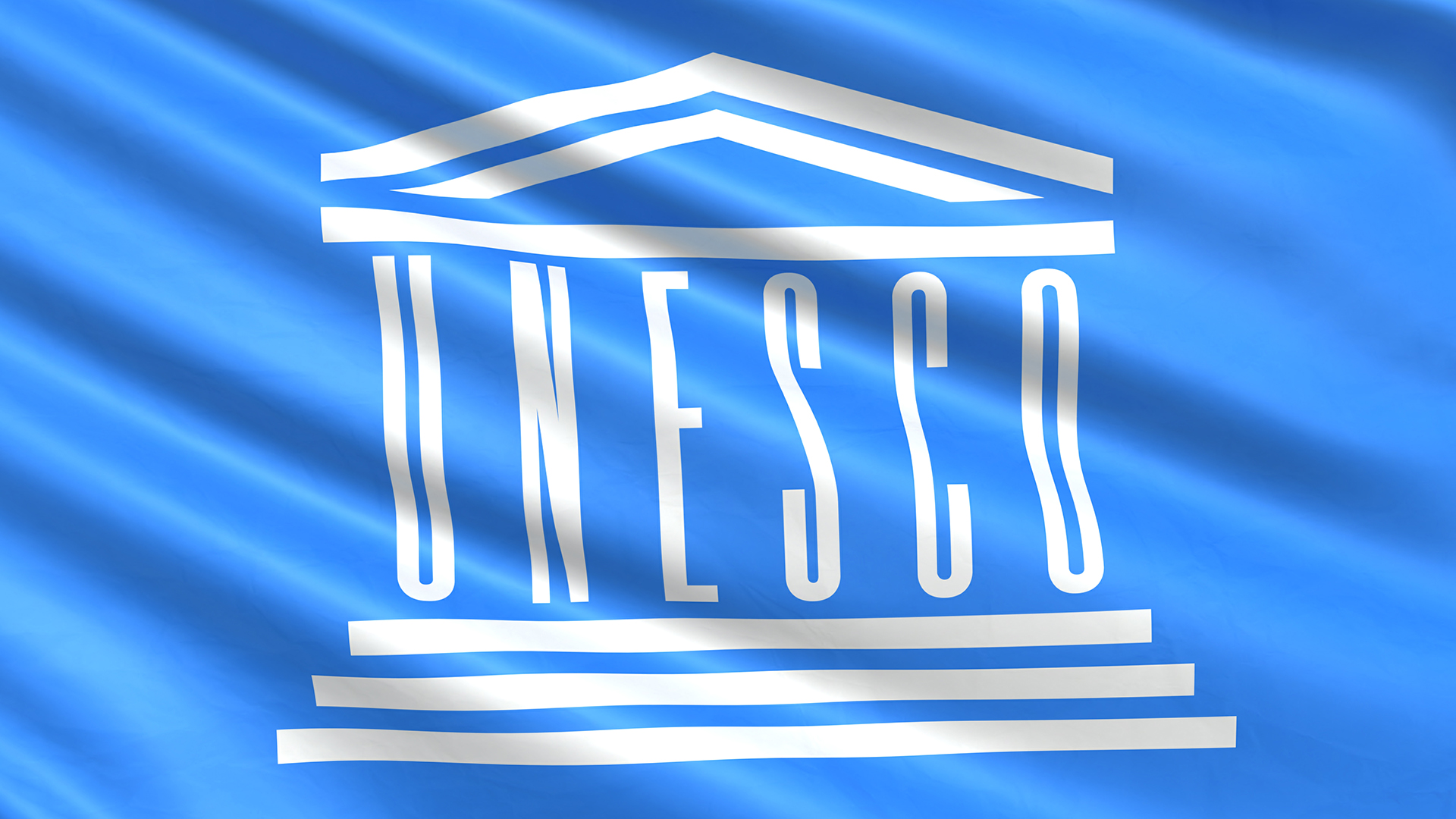 unesco flag