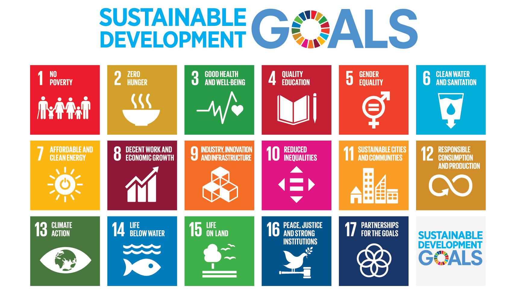 Sustainable Development Goals, UN