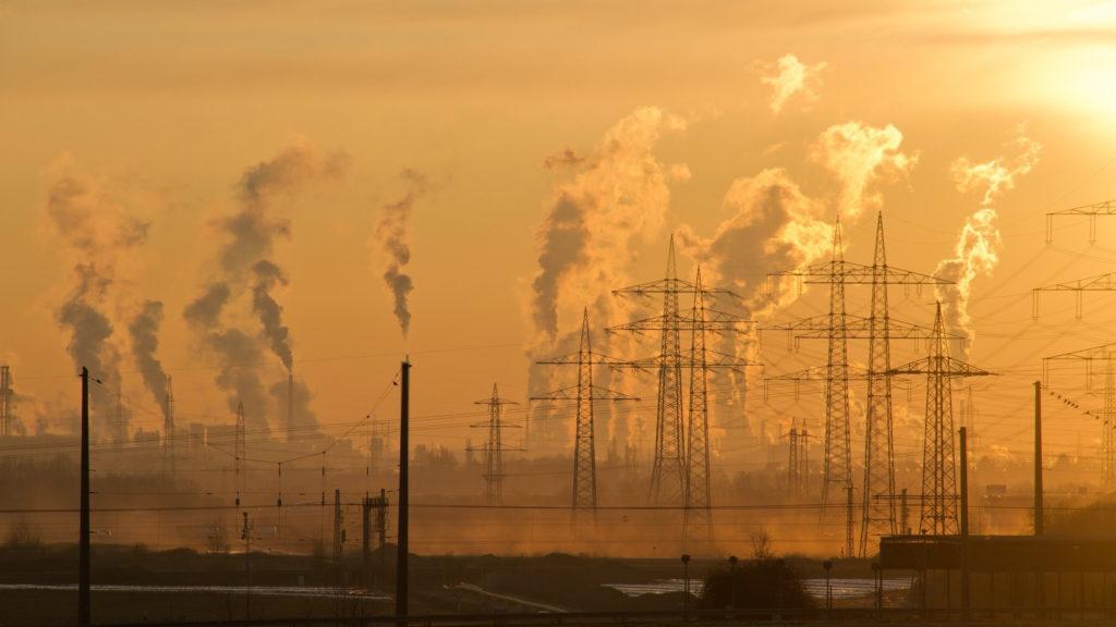 combustibles fósiles cambio climático