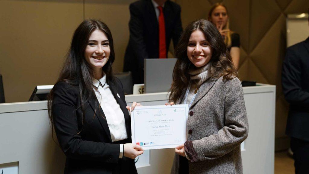 WTO Chloe Domaradzki