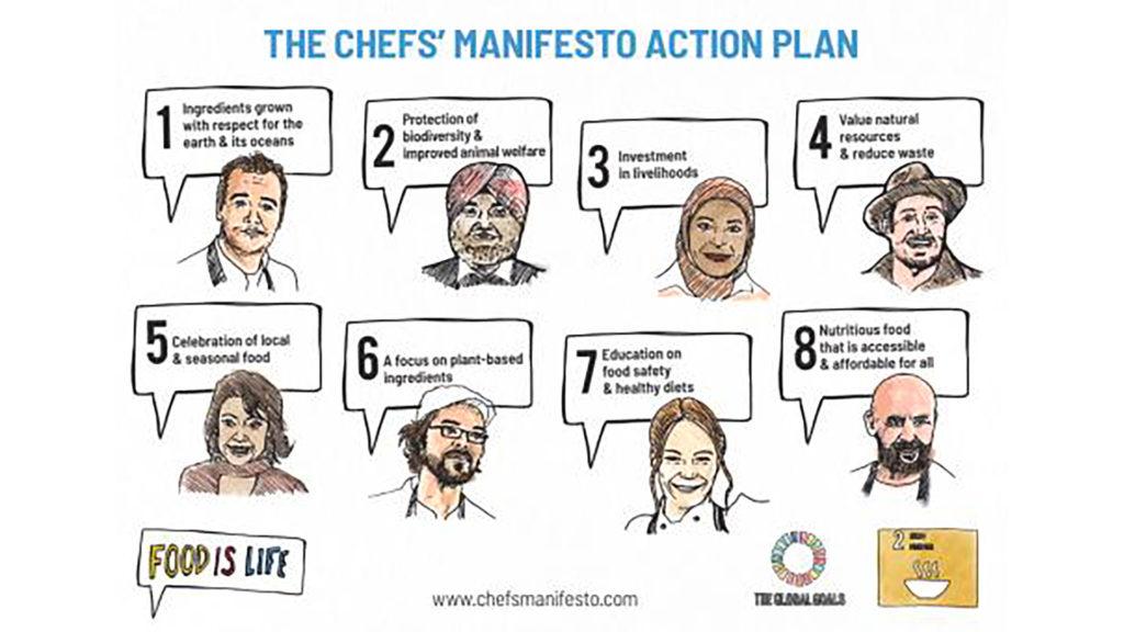 Chefs manifesto