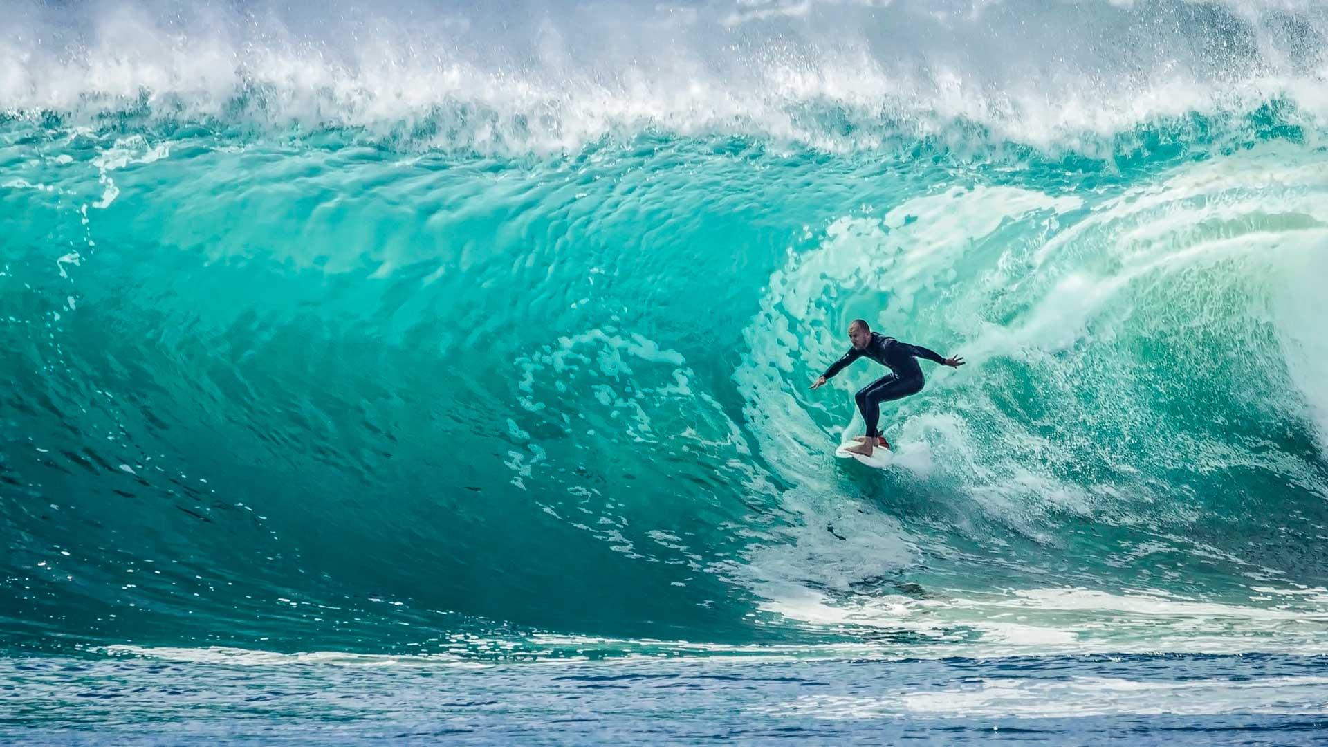 X-men, Ed Sheeran i surf