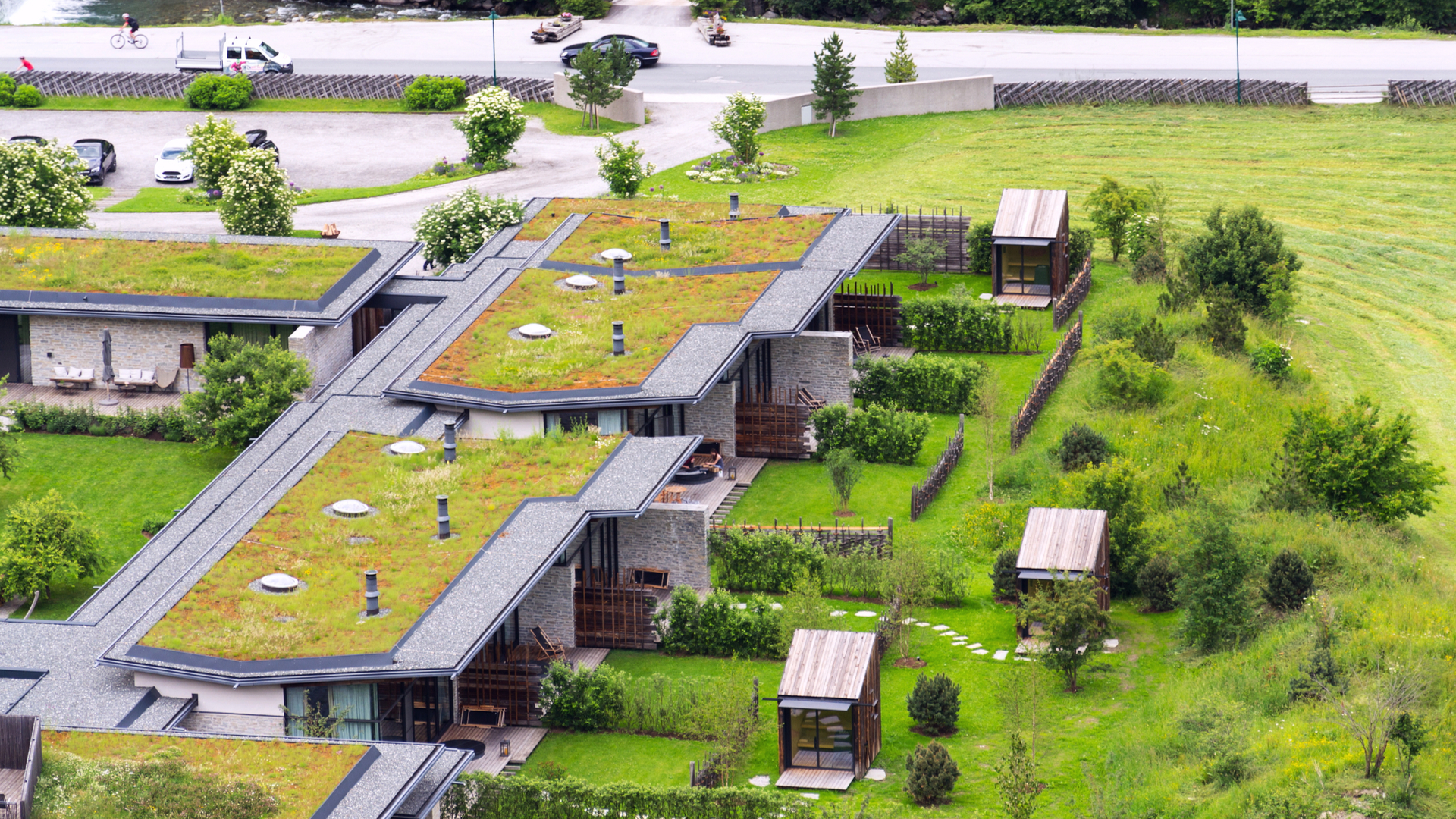 green living sod roofs nature-based solutions