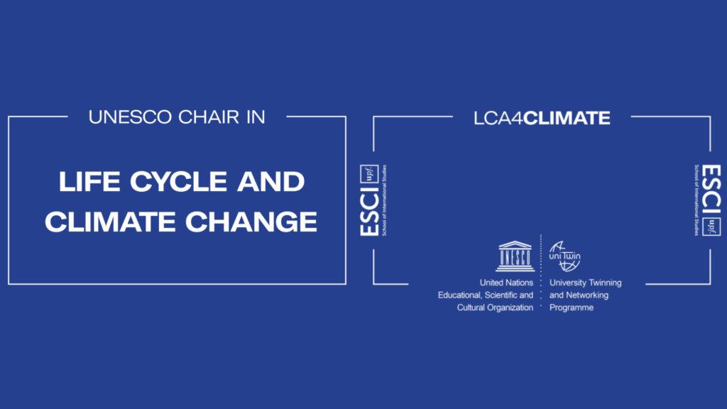 Nova identitat visual i web LCA4Climate