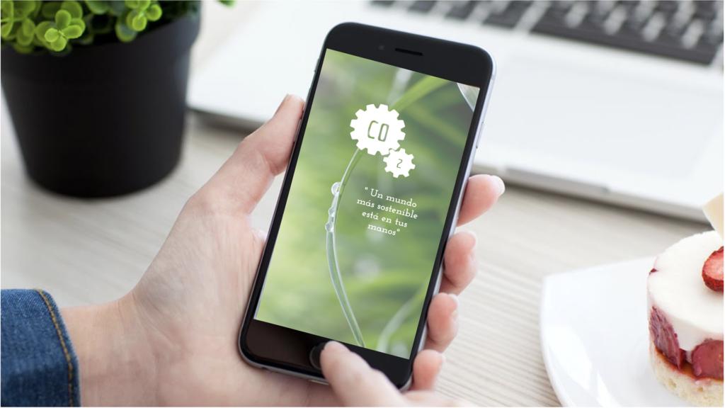 CO2NSUM la app de María Cauela