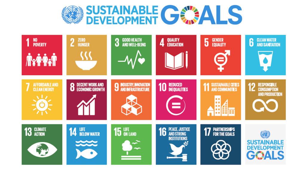 2030 Agenda Sustainable Development Goals