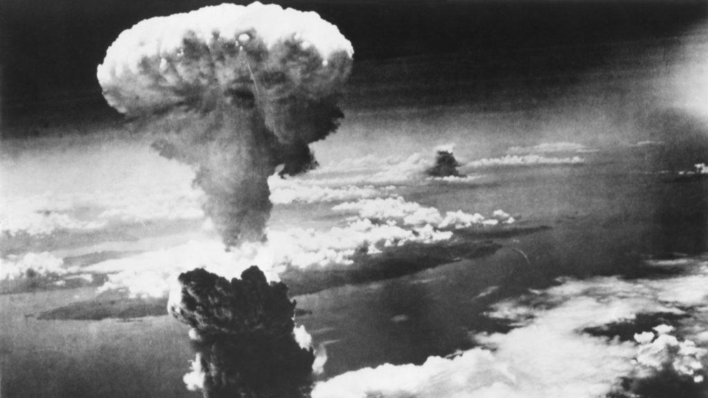 Bomba atómica en la IIGM