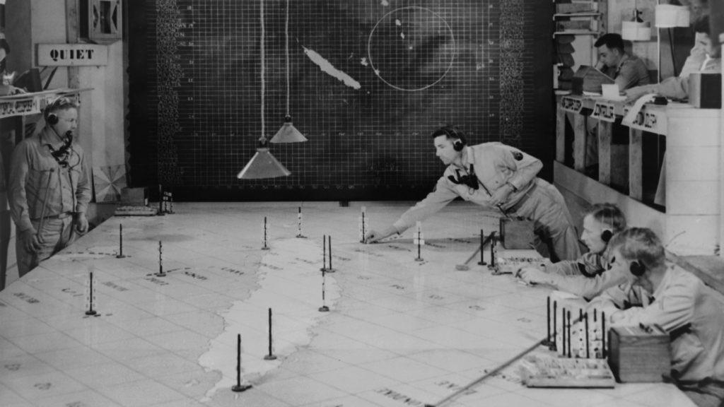 Ciencia y tecnología en la Segunda Guerra Mundial