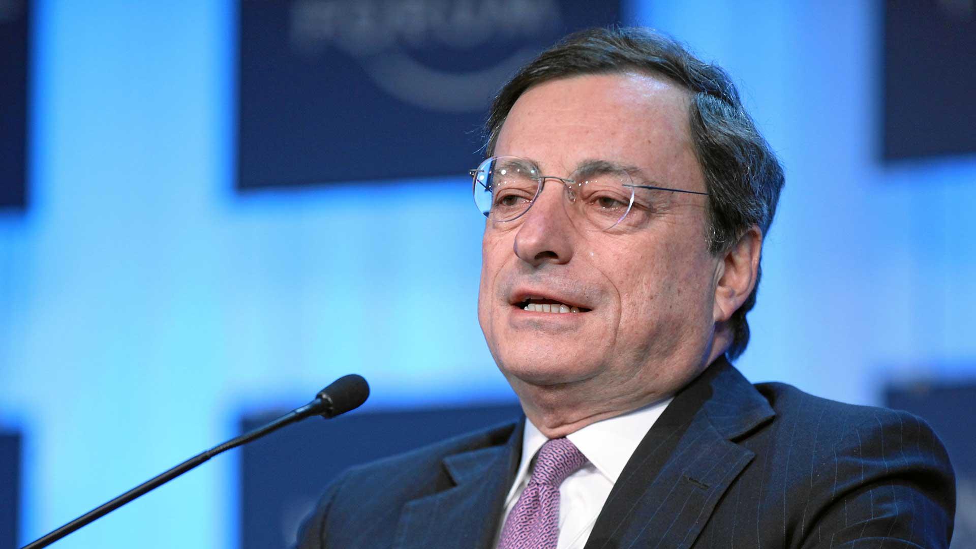 Mario Draghi BCE