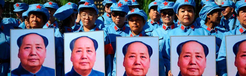 Mao 70 aniversari Xina