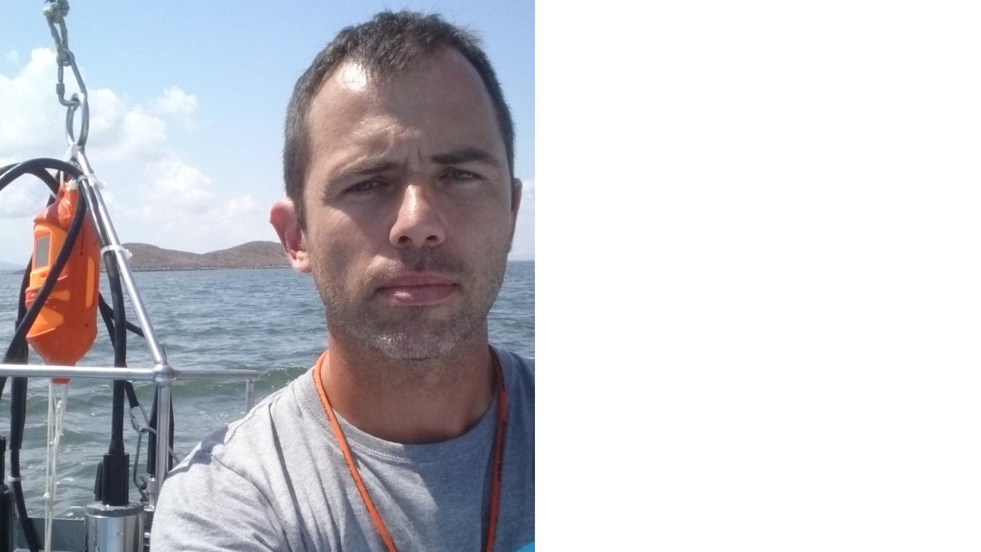 Francisco López Castejón, investigador especializado en el estudio del Mar Menor