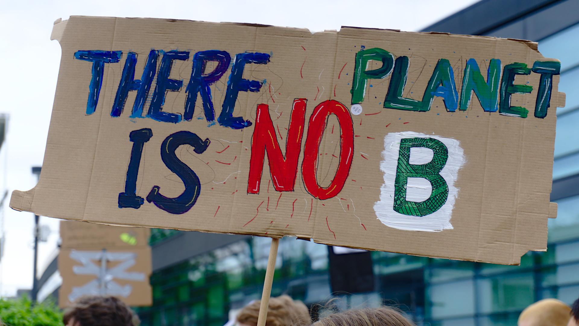 vaga mundial pel clima