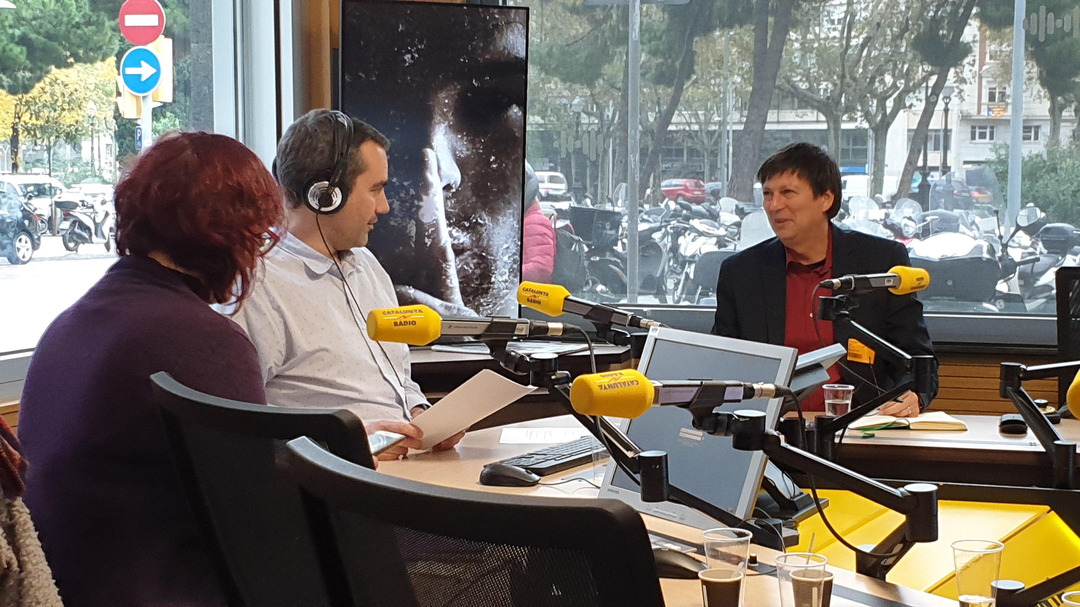 Pere Fullana i Palmer a Catalunya Ràdio
