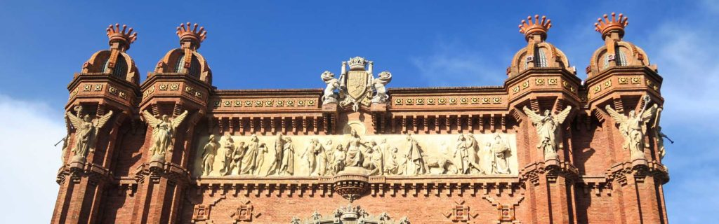 Decoració Arc de Triomf