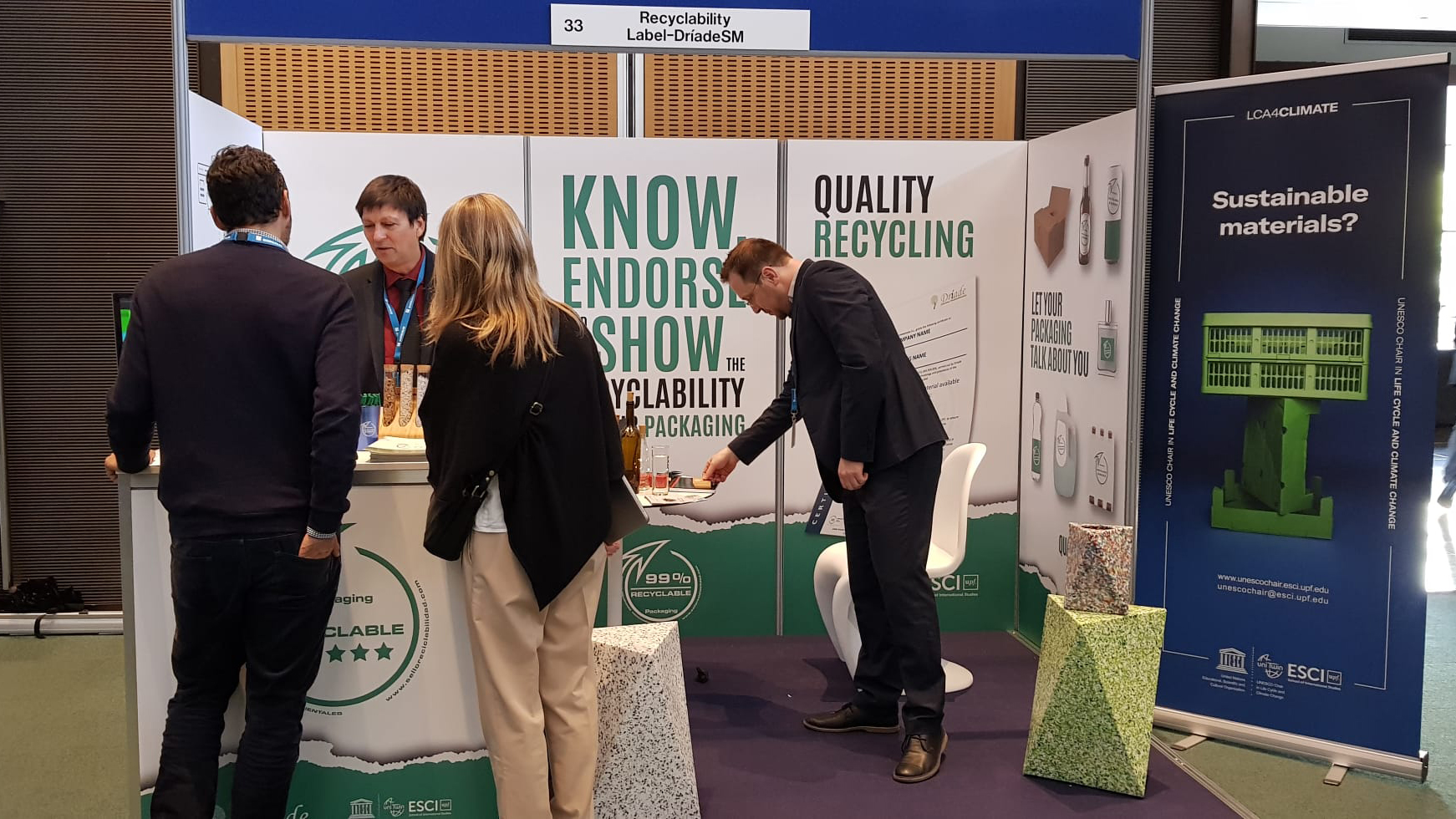 LCA4Climate at Sustainability in packaging 2019
