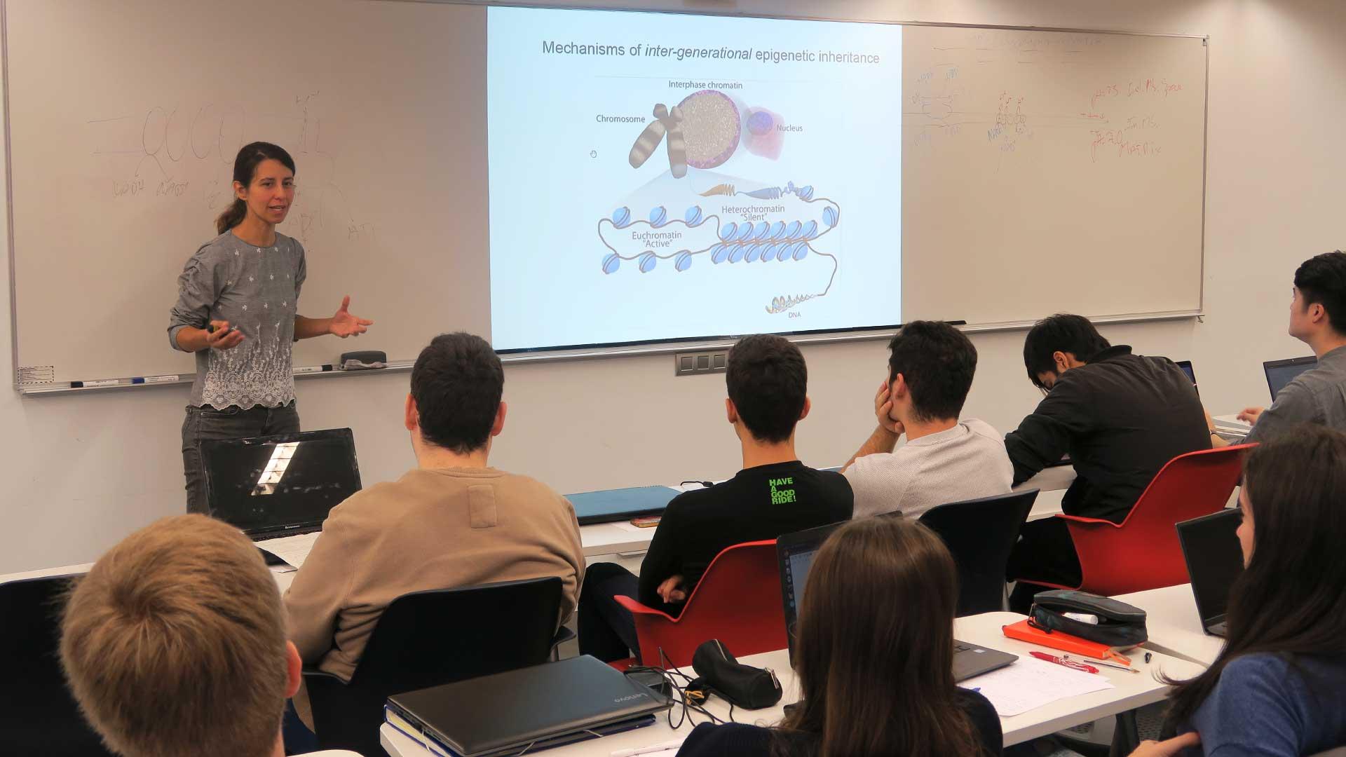Conferència herència epigenètica