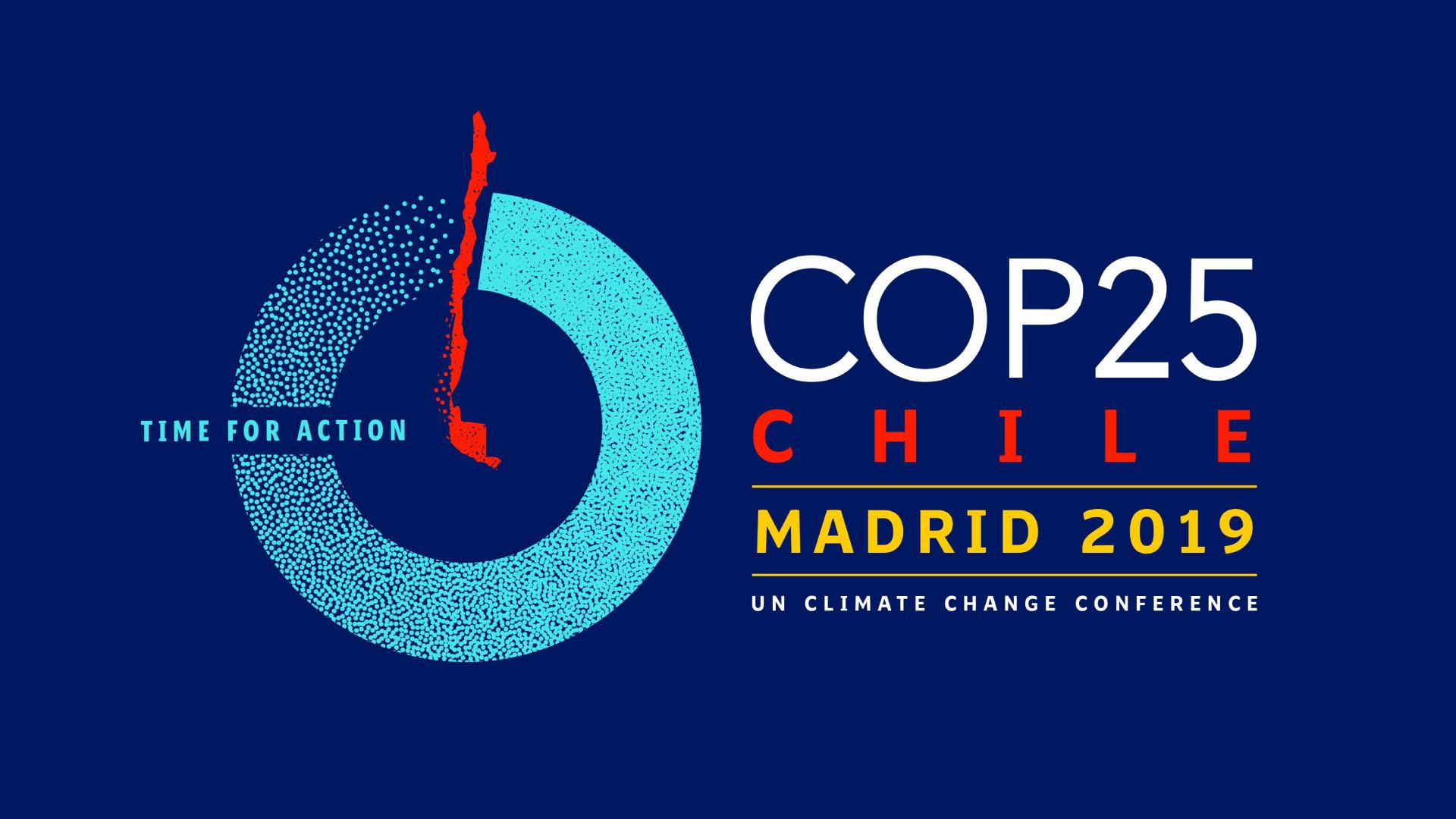 """Tiempo de actuar"", arranca la COP25 en Madrid - ESCI-UPF News"