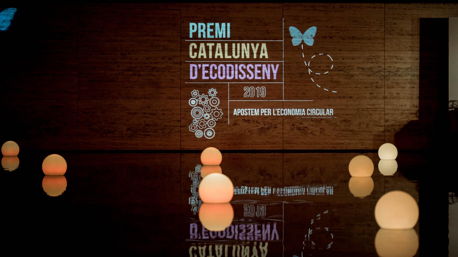 Premi Catalunya d'Ecodisseny 2019