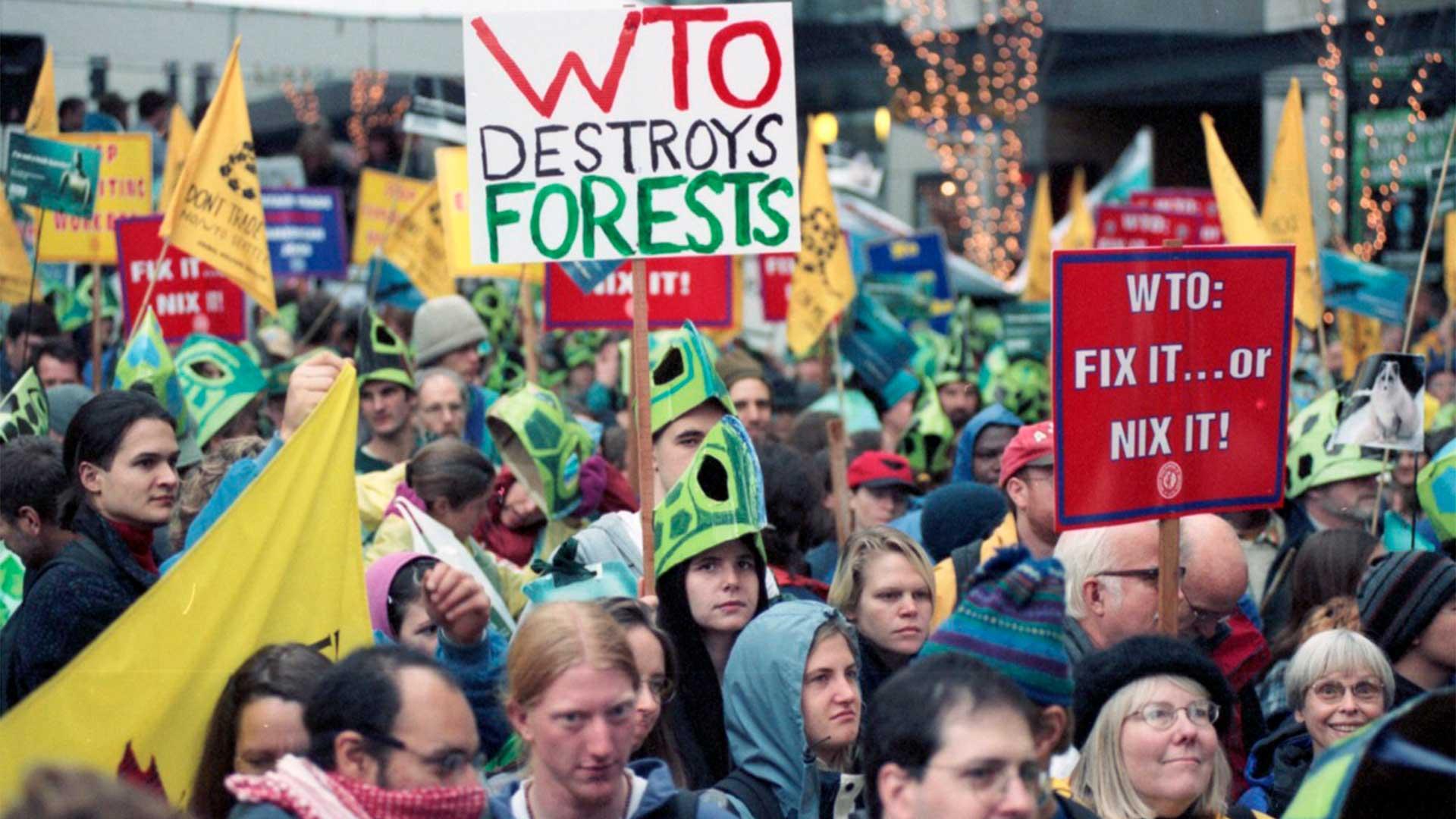Globalització OMC