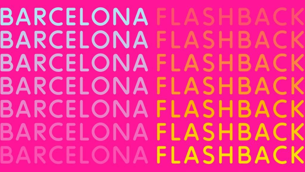 La gran mentira, Manel i Barcelona Flashback