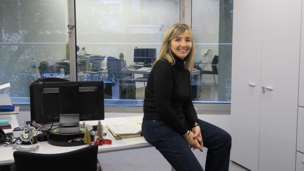Mònica Uñó 25 anys a ESCI-UPF
