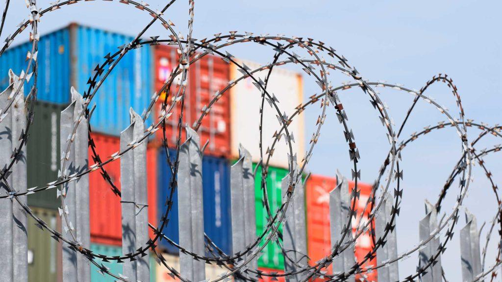 Aranzels i guerra comercial