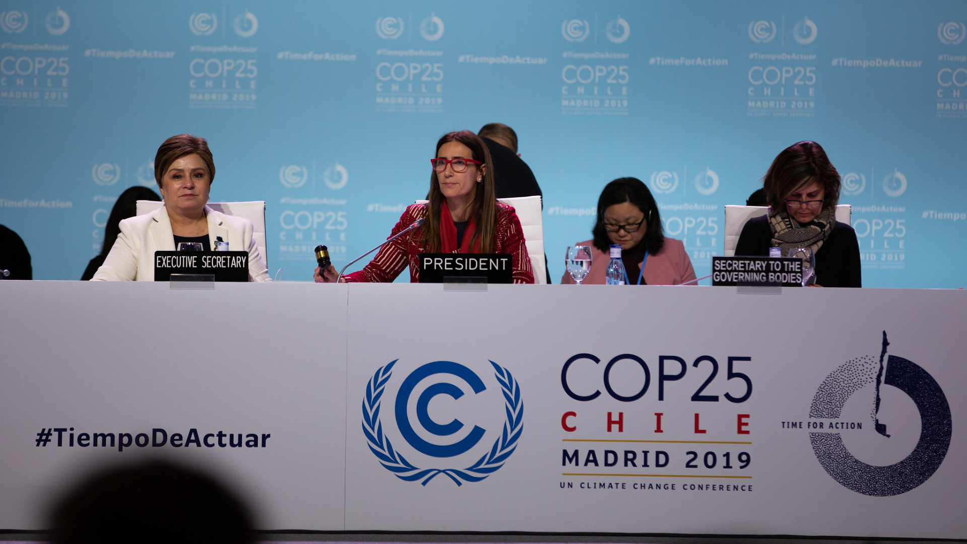COP 25 fails on firm action