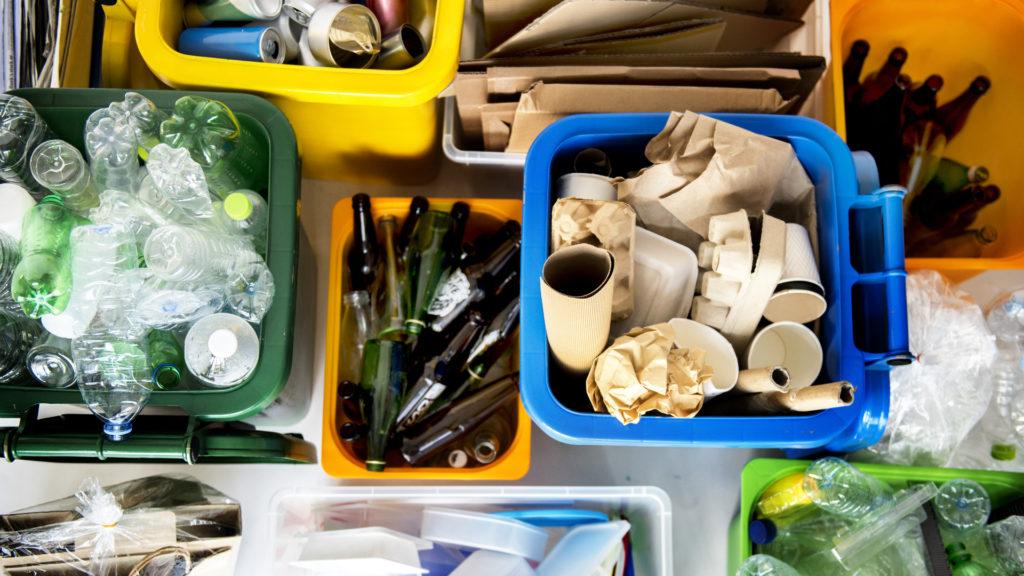 Cómo mejorar la gestión de residuos de envases de alimentos