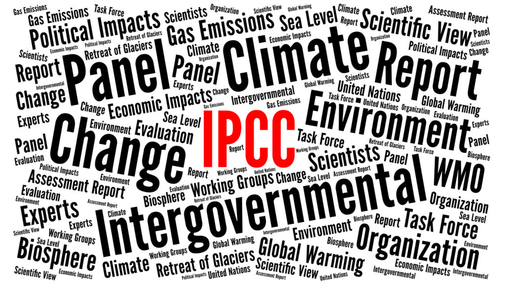IPCC, a key scientific input for world leaders