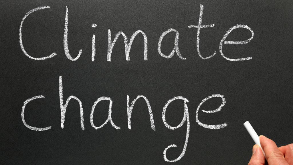 Educació per al desenvolupament sostenible, canvi climàtic