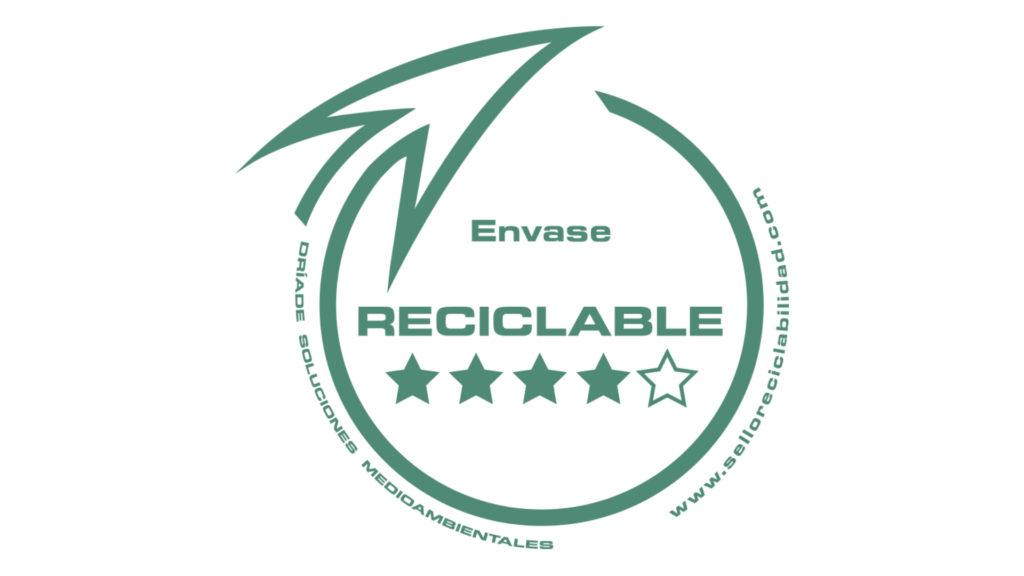 Certificado y Sello de Reciclabilidad envases