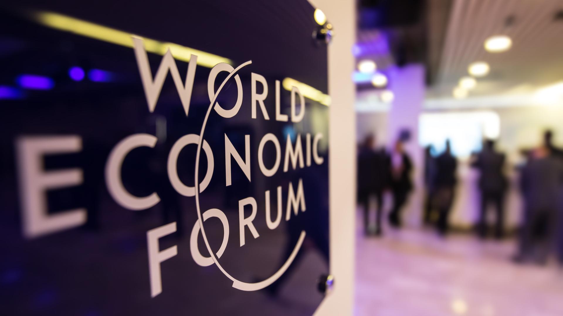 Cambio climático y crecimiento económico WEF Davos 2020