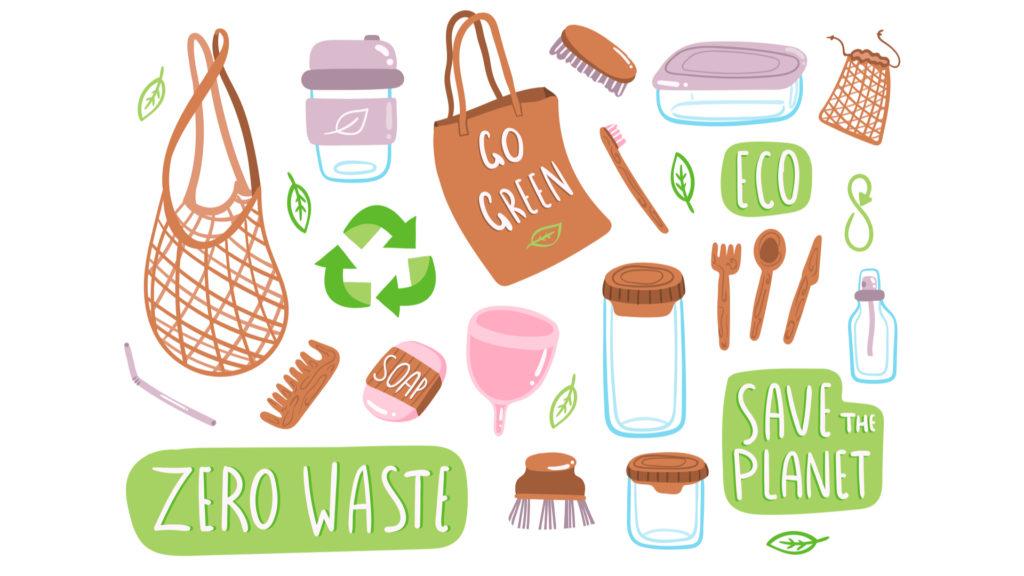 """¿Por dónde empiezo a llevar una vida """"zero waste""""?"""