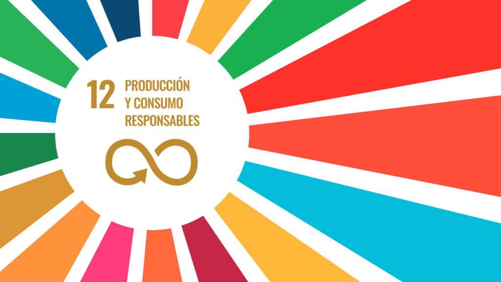 Objetivo: consumo y producción sostenibles ODS12