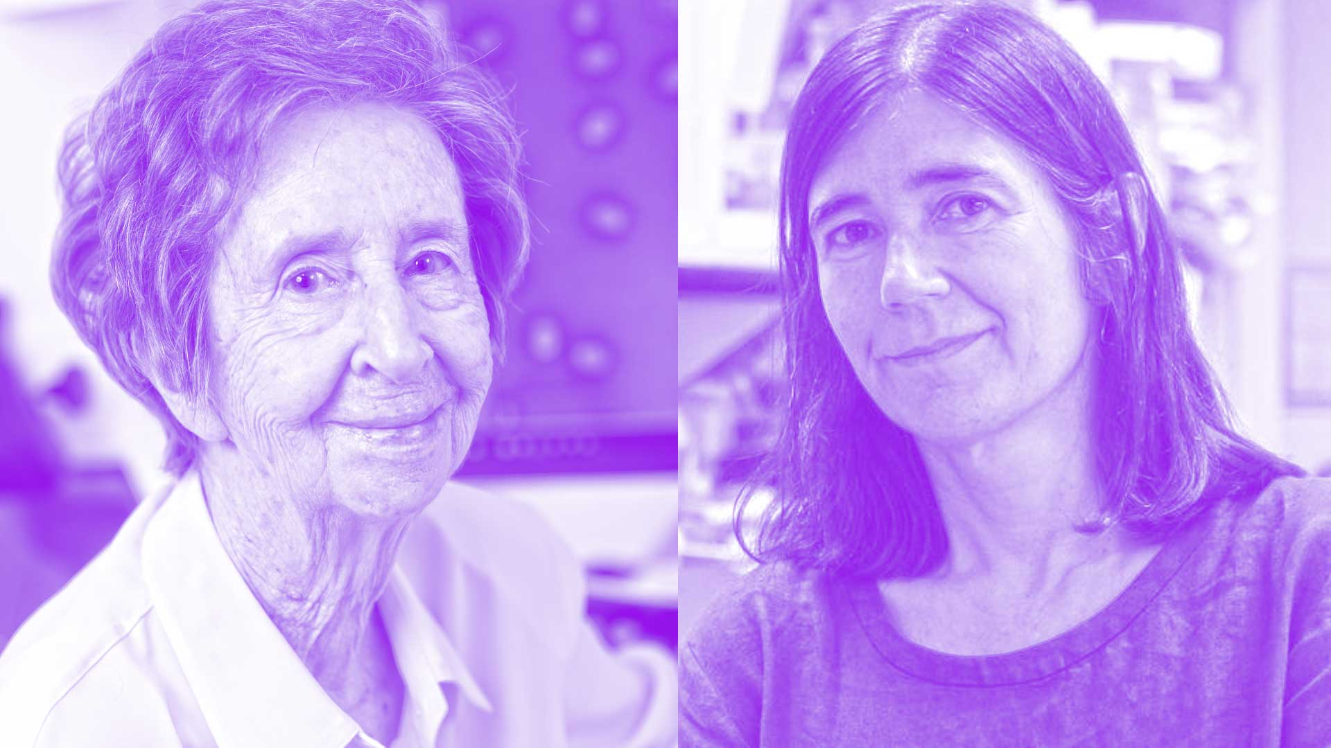 Dia Internacional de la Dona Margarita Salas i María Blasco