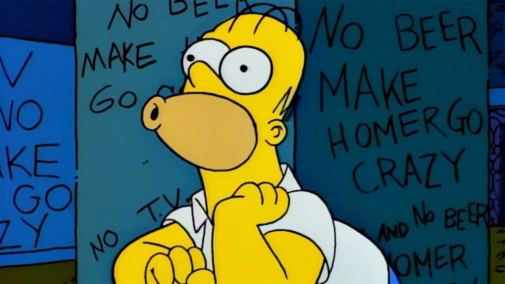 Humor Simpsons