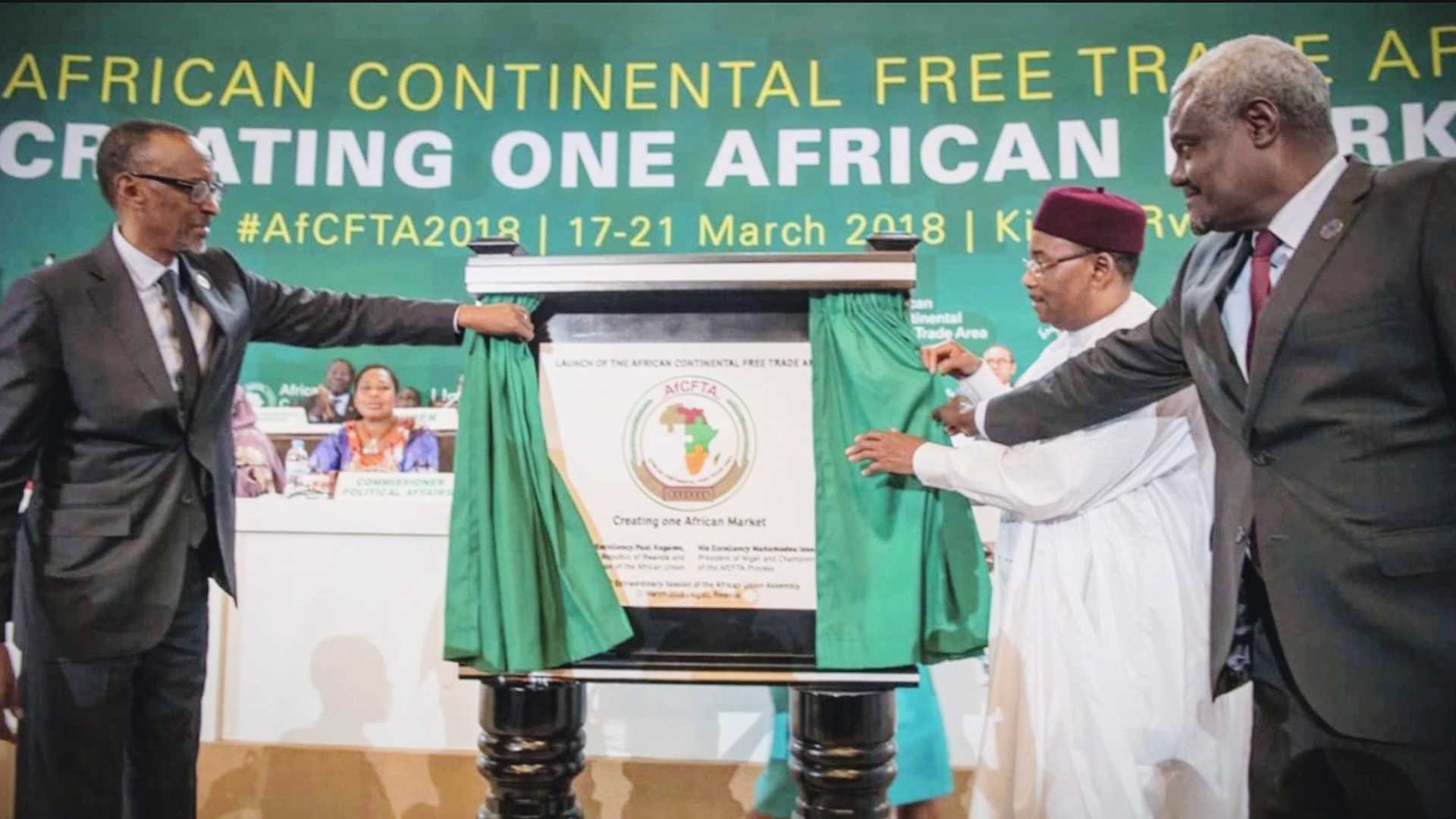 Africa treaties