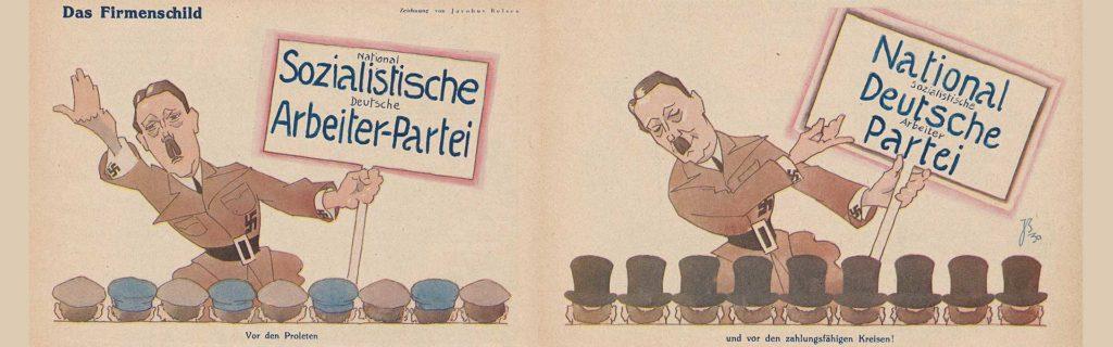 Hitler vinyeta