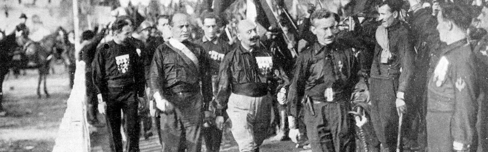Mussolini Marxa Roma