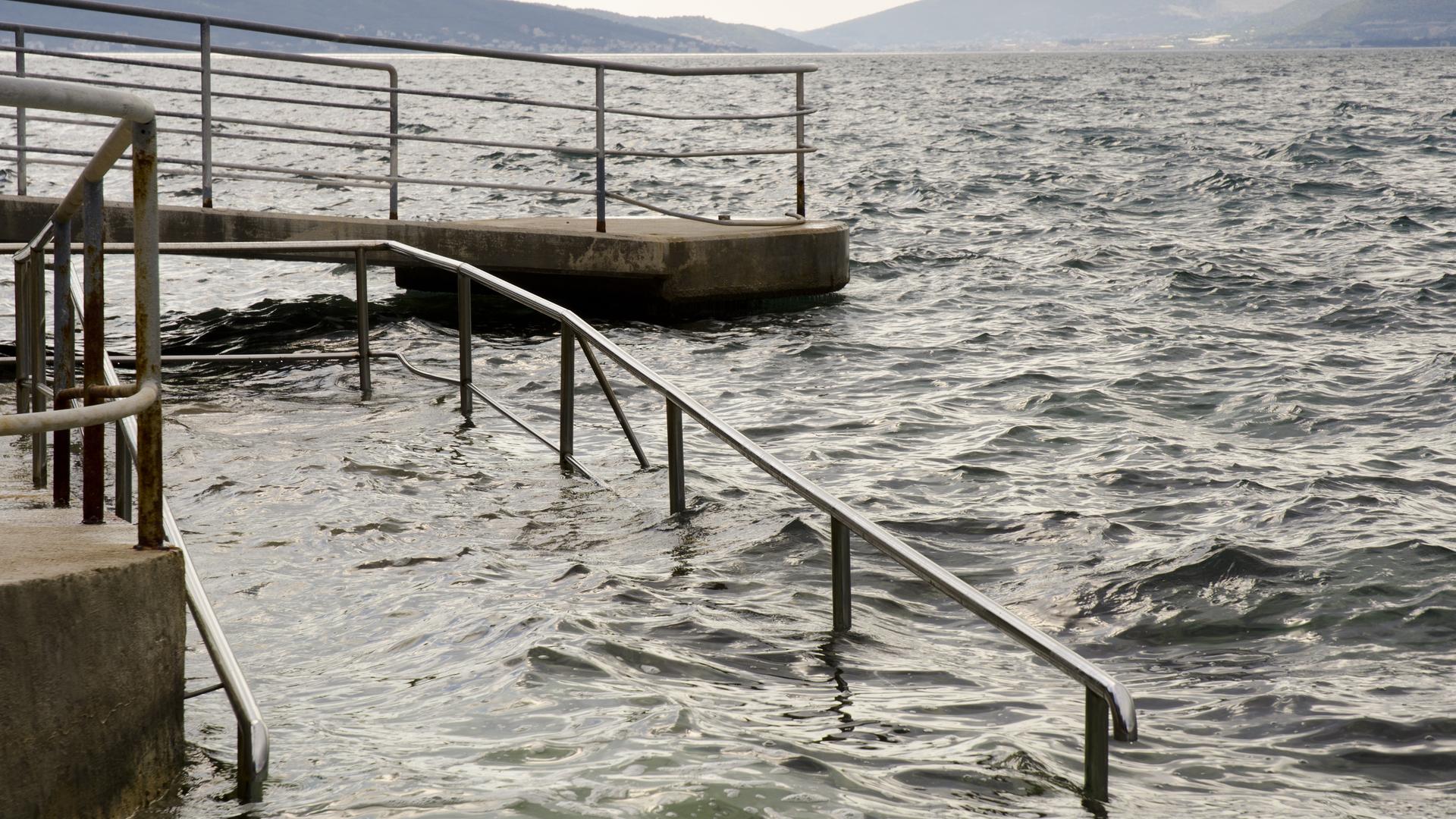 ¿Cómo nos afectará la subida del nivel del mar?
