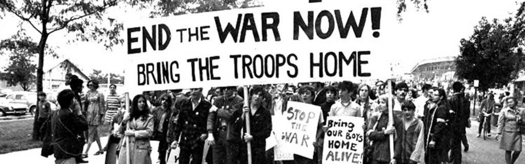 Protestes Guerra del Vietnam