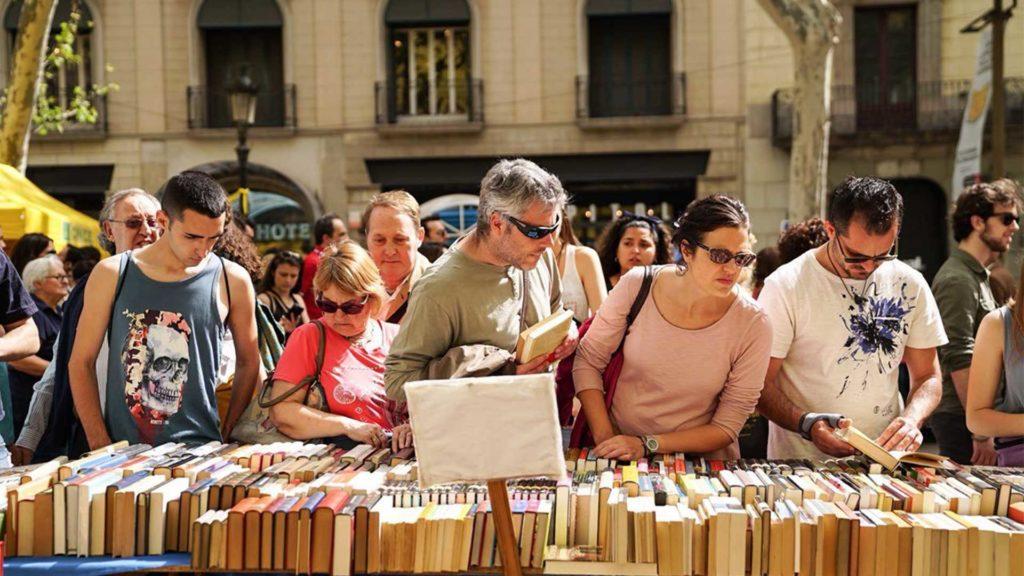 Recomanació llibres Sant Jordi