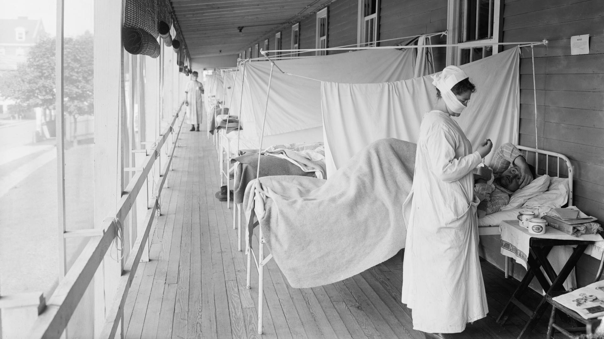 Pandèmies: lliçons per a combatre la COVID-19