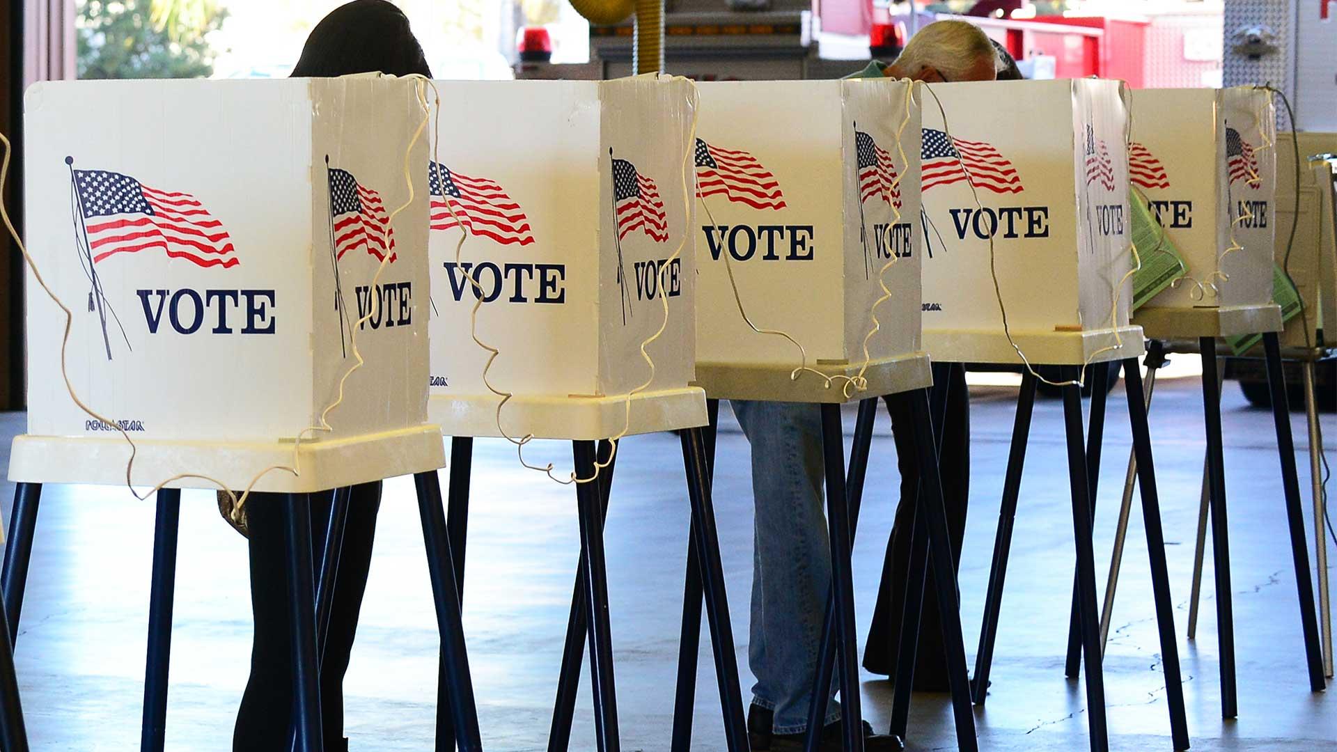 EUA eleccions