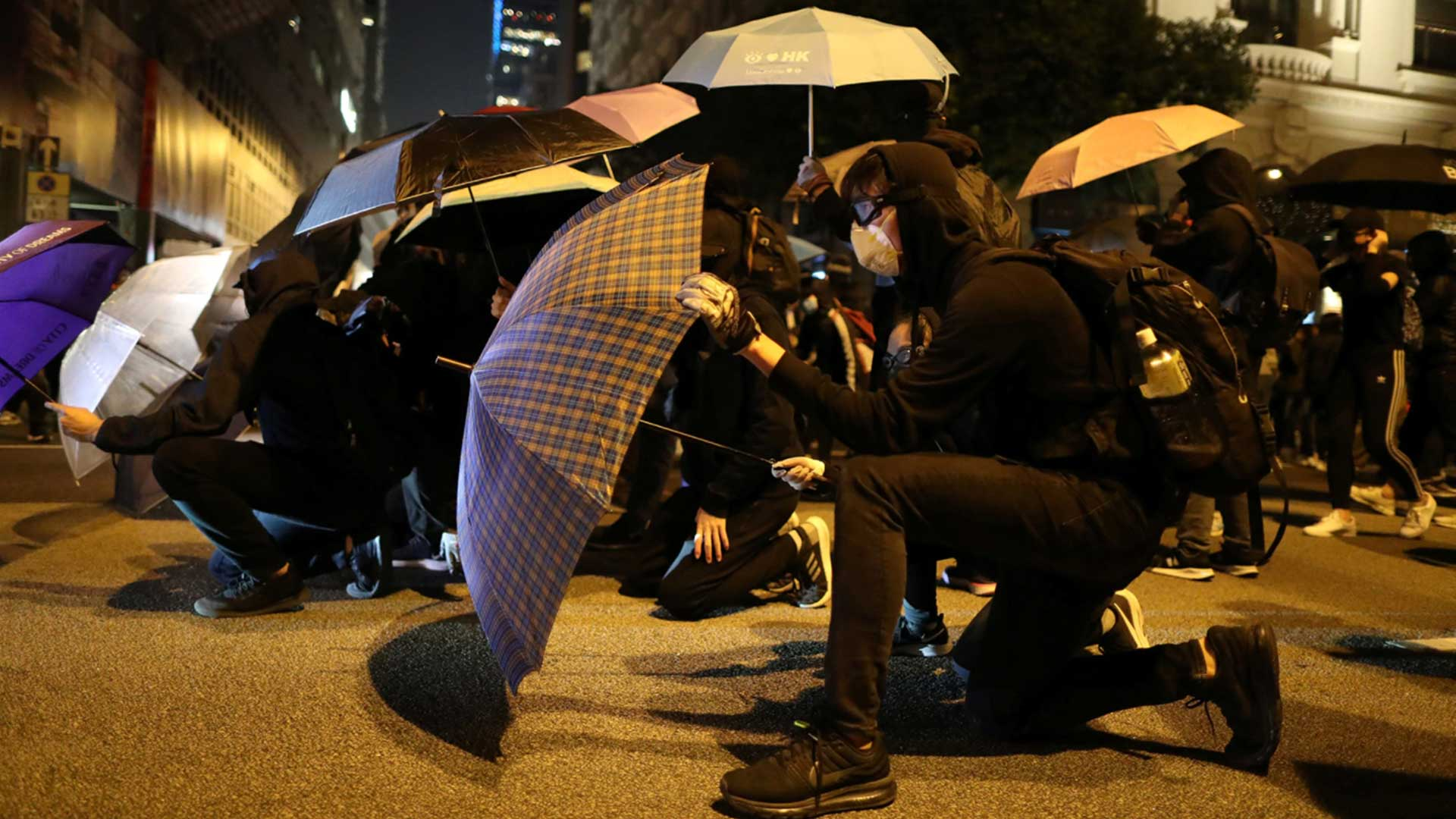 Hong Kong llei de seguretat nacional
