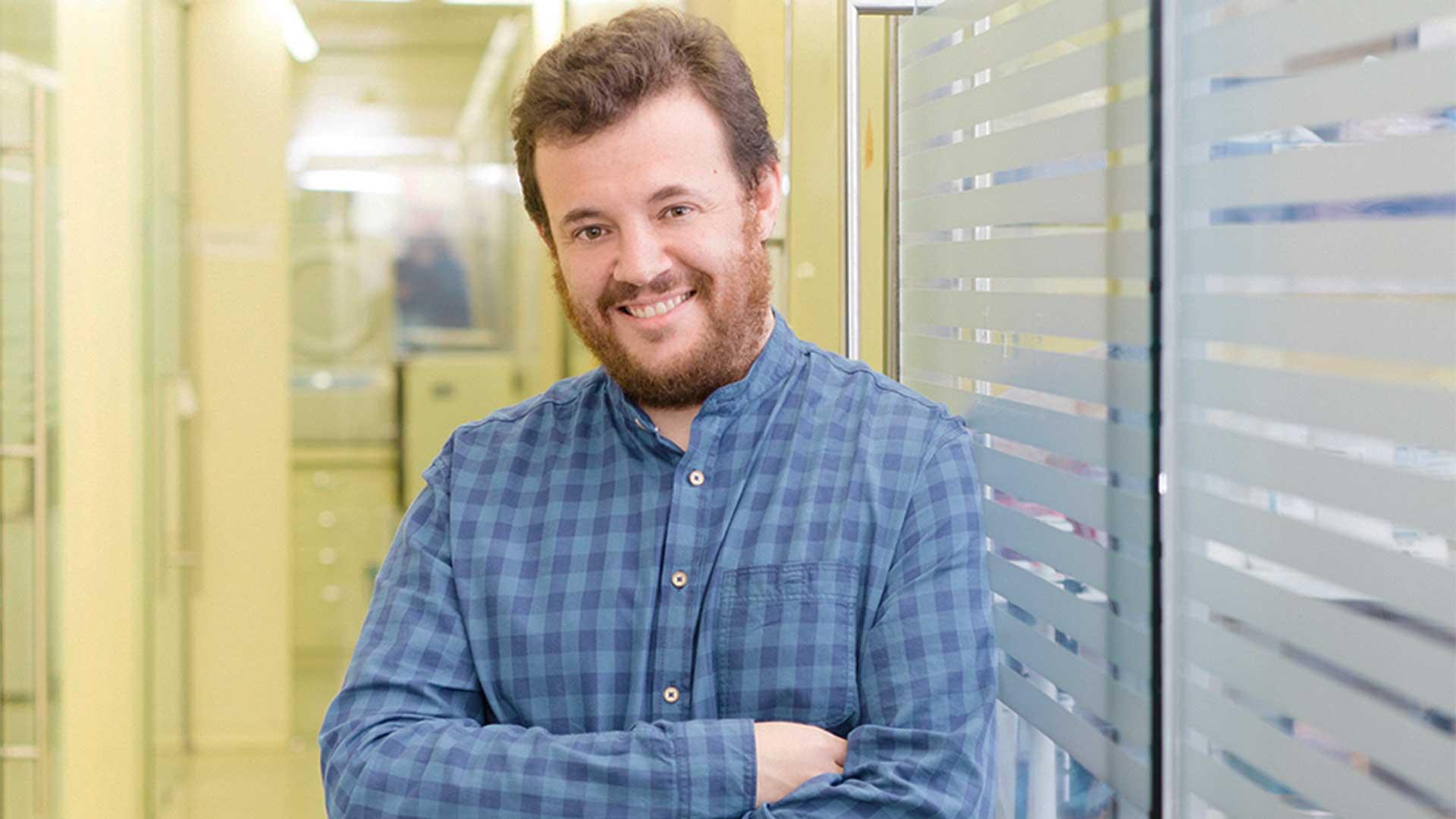 Marc Noguera: tecnologia biologia