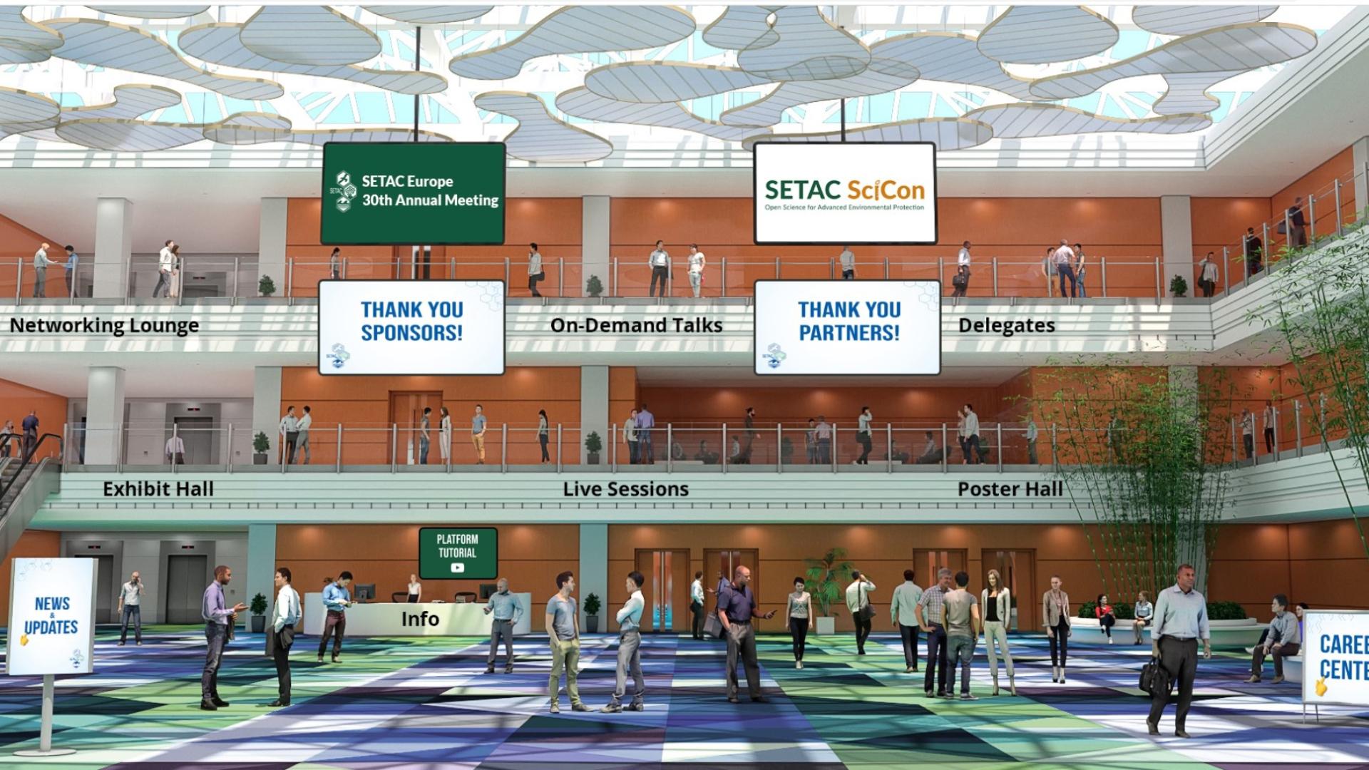 El primer congreso de SETAC completamente virtual